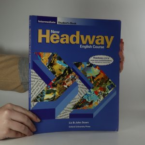 náhled knihy - New Headway English Course. Student's Book.
