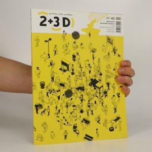 náhled knihy - 2 + 3D. Grafika plus produkt. 1/2012