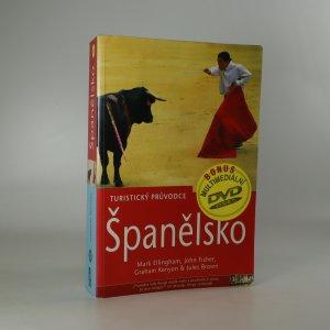 náhled knihy - Španělsko. Turistický průvodce (DVD chybí)