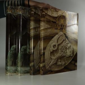 náhled knihy - Dějiny českého výtvarného umění. I. a II. díl. (2 díly ve čtyřech svazcích)