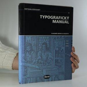 náhled knihy - Typografický manuál