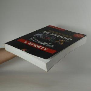 antikvární kniha 3D Studio MAX. Kouzla s efekty, 1999