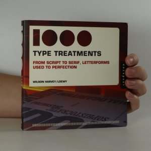náhled knihy - 1,000 Type Treatments