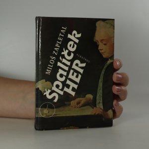 náhled knihy - Špalíček her. Pro čtenáře od 12 let