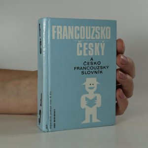 náhled knihy - Česko-francouzský slovník na cesty. Francouzsko-český slovník na cesty