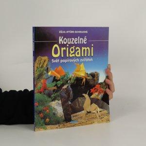 náhled knihy - Kouzelné origami. Svět papírových zvířátek
