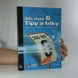 náhled knihy - 3ds max 6. Tipy a triky