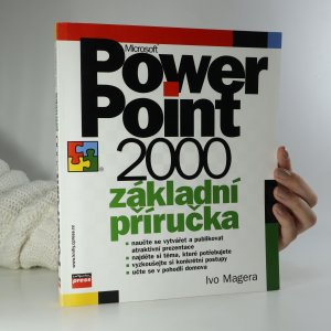 náhled knihy - Microsoft Power Point 2000