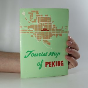 náhled knihy - Tourist Map of Peking