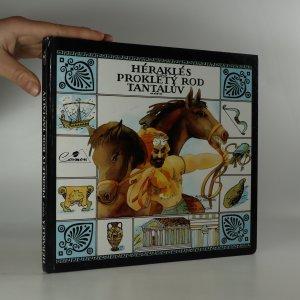 náhled knihy - Héraklés. Prokletý rod tantalův