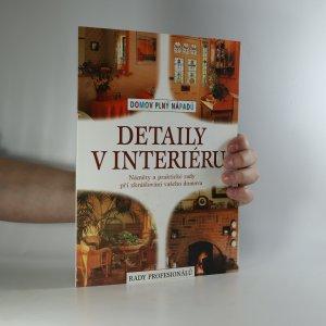náhled knihy - Detaily v interiéru