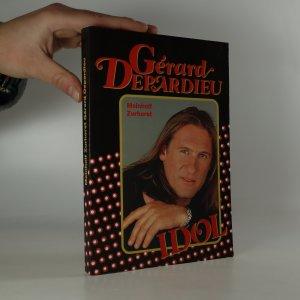 náhled knihy - Gérard Depardieu. Idol