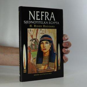 náhled knihy - Nefra. Sjednotitelka Egypta