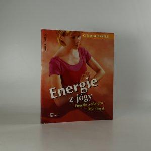 náhled knihy - Energie z jógy. Energie a síla pro tělo i mysl