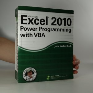 náhled knihy - Excel 2010 Power Programming with VBA