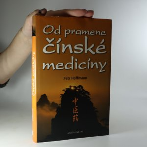 náhled knihy - Od pramene čínské medicíny