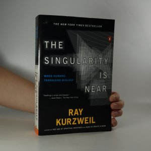 náhled knihy - The Singularity is Near