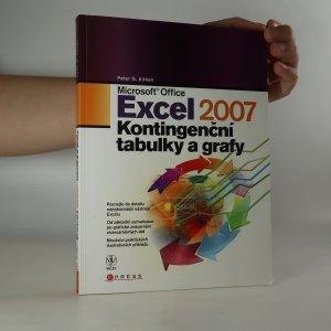 náhled knihy - Microsoft Office Excel 2007. Kontingenční tabulky a grafy
