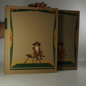 náhled knihy - O ztraceném ševci (2 díly ve dvou svazcích)