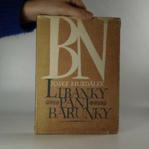 náhled knihy - Líbánky paní Barunky