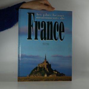 náhled knihy - Les plus beaux monuments de France