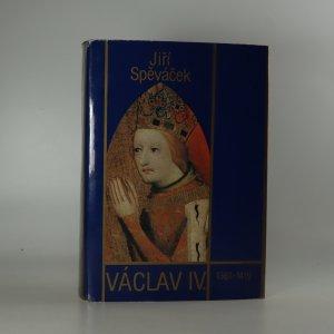 náhled knihy - Václav IV. (1361-1419)
