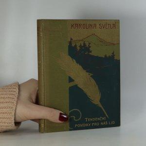 náhled knihy - Tendenční povídky pro náš lid
