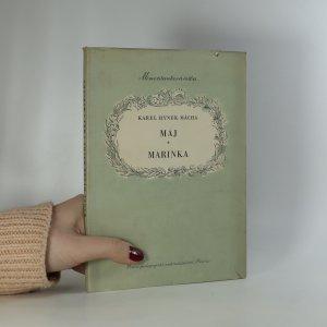 náhled knihy - Máj. Marinka