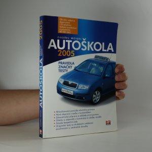 náhled knihy - Autoškola. Pravidla, značky, testy