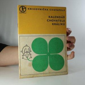 náhled knihy - Kalendář chovatele králíků