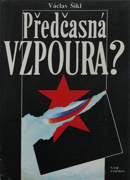 náhled knihy - Předčasná vzpoura