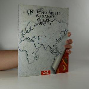 náhled knihy - Nejchutnější stránky celého světa