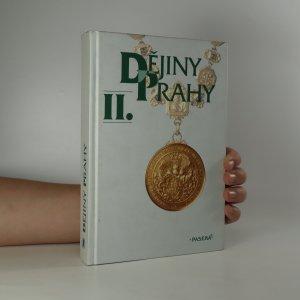 náhled knihy - Dějiny Prahy II.