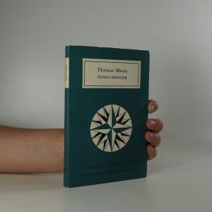 náhled knihy - Tonio Kröger