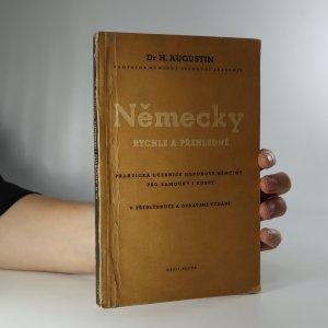 náhled knihy - Německy rychle a přehledně