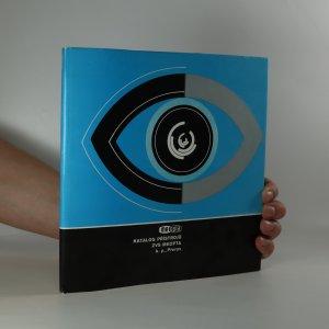 náhled knihy - Katalog přístrojů ZVS Meopta