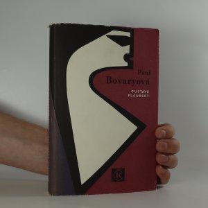 náhled knihy - Paní Bovaryová