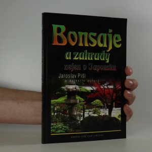 náhled knihy - Bonsaje a zahrady nejen v Japonsku