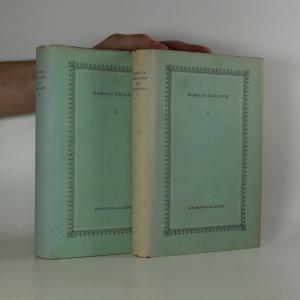náhled knihy - Jan Kryštof I. a II. díl (2 svazky)
