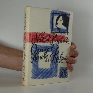 náhled knihy - Omyl Honoré de Balzaca