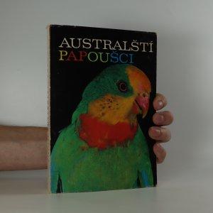 náhled knihy - Australští papoušci