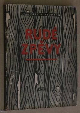 náhled knihy - Rudé zpěvy : pro školy všeob. vzděl., odb. a pedag