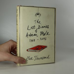 náhled knihy - The Lost Diaries of Adrian Mole