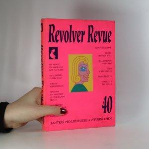 náhled knihy - Revolver Revue 40
