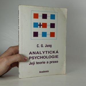 náhled knihy - Analytická psychologie