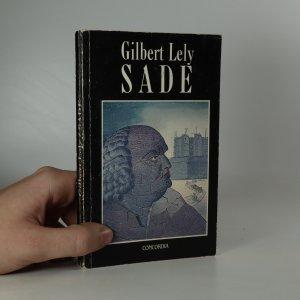 náhled knihy - Gilbert Lely Sade
