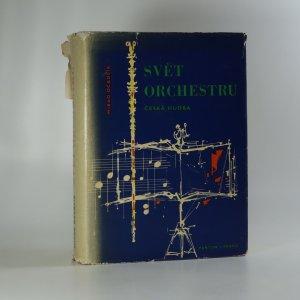 náhled knihy - Svět orchestru. Česká hudba