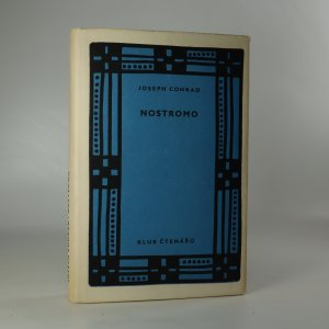 náhled knihy - Nostromo