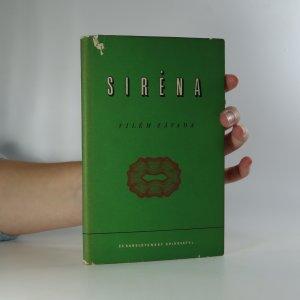 náhled knihy - Siréna. Verše z let 1928-1932