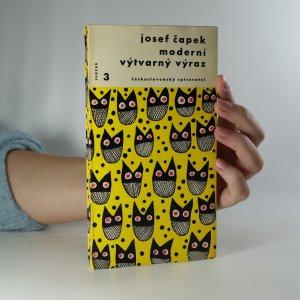 náhled knihy - Moderní výtvarný výraz